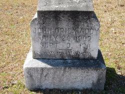 John Orien Addy