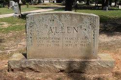 Frances <I>Dunn</I> Allen