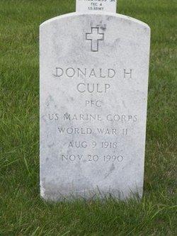 Don Holland Culp
