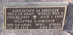 Hunter L Dennis