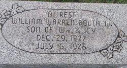 William Warren Booth, Jr