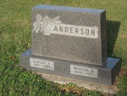 Albert Oliver Anderson