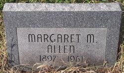 Margaret M. Allen