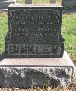 Rev L. H. Binkley