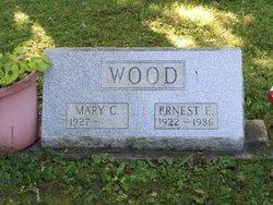 Mary C. <I>Kingsbury</I> Wood