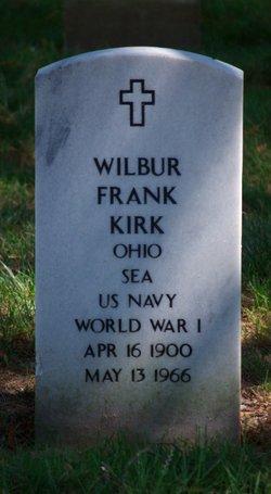 Wilbur Frank Kirk