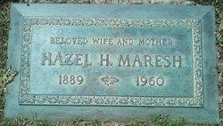 Hazel Hanora <I>Nachtrieb</I> Maresh