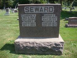 Sarah Catherine <I>Vrooman</I> Seward