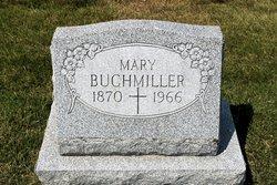 Mary <I>Daggett</I> Buchmiller