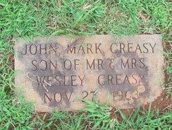 John Mark Creasy