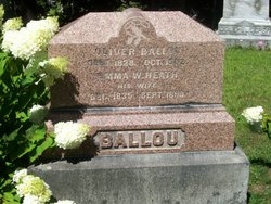 "Emily Wells ""Emma"" <I>Heath</I> Ballou"