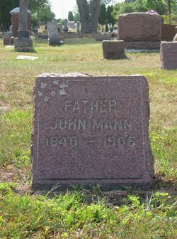 John William Mann