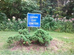 Carbon Cliff Cemetery