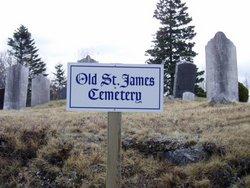 Saint James Cemetery Old