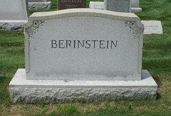 Bessie <I>Kasov</I> Berinstein