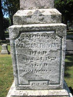 """Margareth G. """"Margaret"""" <I>Gillespie</I> Venn"""