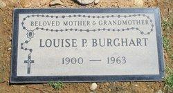 Louise <I>Jones</I> Burghart