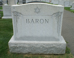 Etta <I>Goldstein</I> Baron
