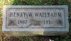 Henry William Wallbaum