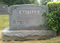 Carl Hamlin Battles