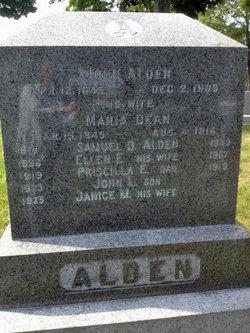 Ellen E. Alden