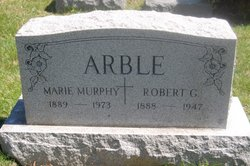 Marie <I>Murphy</I> Arble