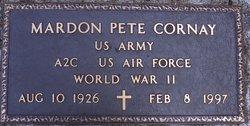 Mardon Pete Cornay