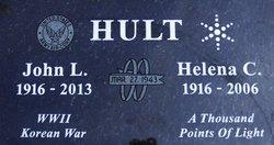 Helena C. <I>Cornay</I> Hult