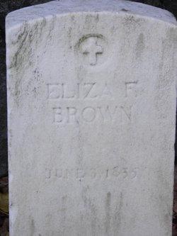 Eliza Fenno Brown