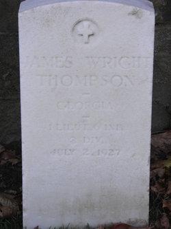 James Wright Thompson