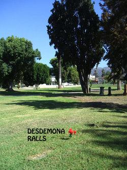"Desdemona ""Dessie"" <I>Younger</I> Rolls"