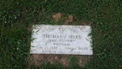Maj Thomas J. Lyles