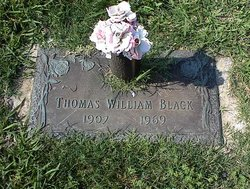 Thomas William Black 1907 1969 Find A Grave Memorial