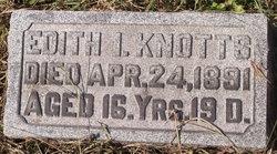 Edith I. Knotts