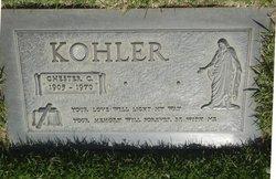 Chester Charles Kohler