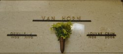 Louvae <I>Crum</I> Van Horn