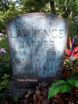 Warren Lawrence Barker