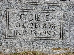 Cloie Eugenia <I>Cummickel</I> Robertson