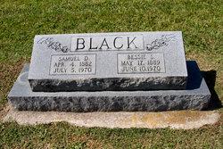 Bessie <I>Sossomon</I> Black