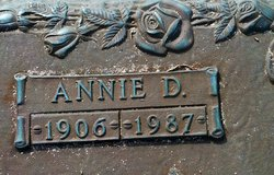Annie Della <I>Tyndall</I> Crumpler