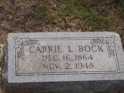 Carrie Louise Bock