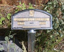 John Dewitt Burwell
