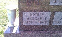 Margaret <I>Sunderland</I> Parks