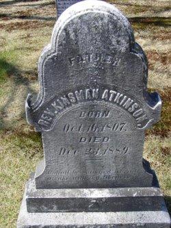 Rev Kinsman Atkinson