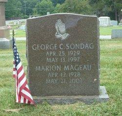 George C Sondag