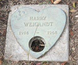 Harry Weigandt