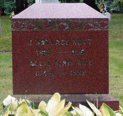 James Wallace Nott