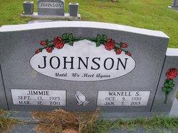 Wanell <I>Sapp</I> Johnson
