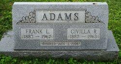 Civilla Ruth <I>Covert</I> Adams