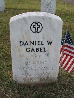 Daniel William Gabel, Sr
